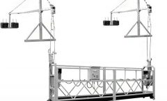 building cleaning cradle / scaffold ladder / construction electric lift hoist / suspended platform